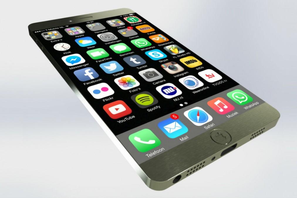 Pantalla del iPhone 7