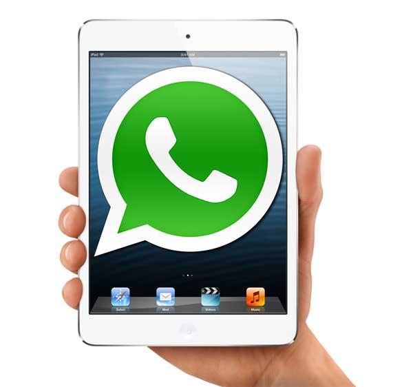 descargar-whatsapp-gratis-para-ipad