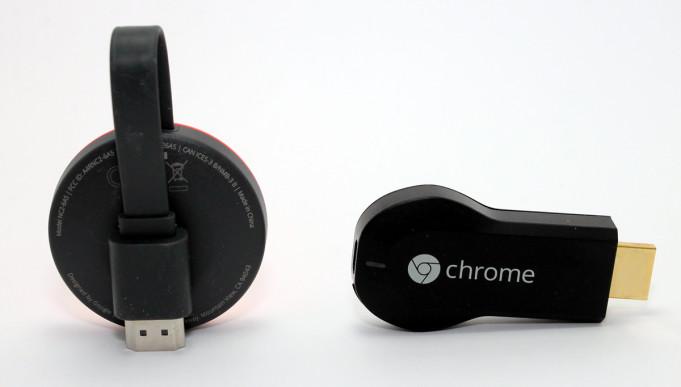 Chromecast 2013 vs Chromecast 2015