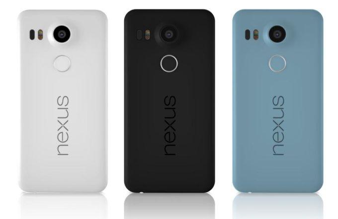 Nexus 5X vs Xiaomi Mi5