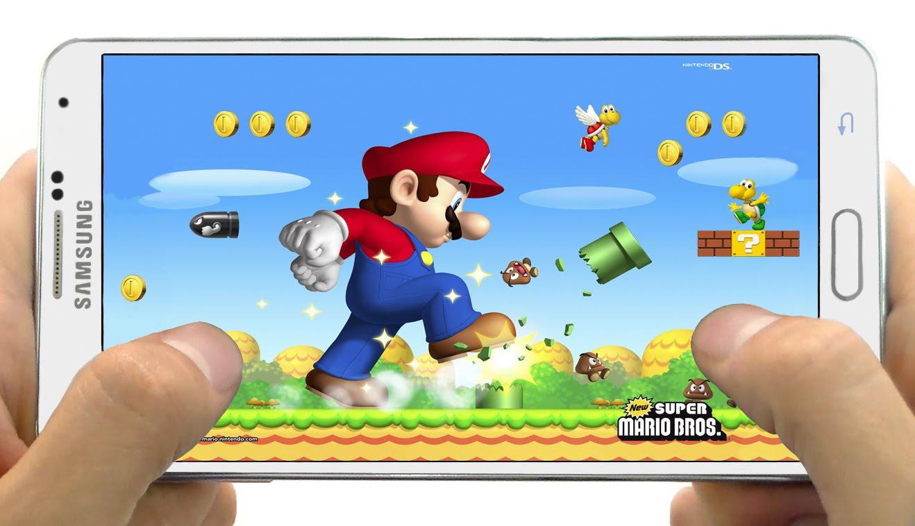 Super Mario Bros Android