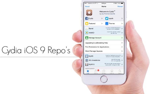 iOS 9 Cydia Tweaks