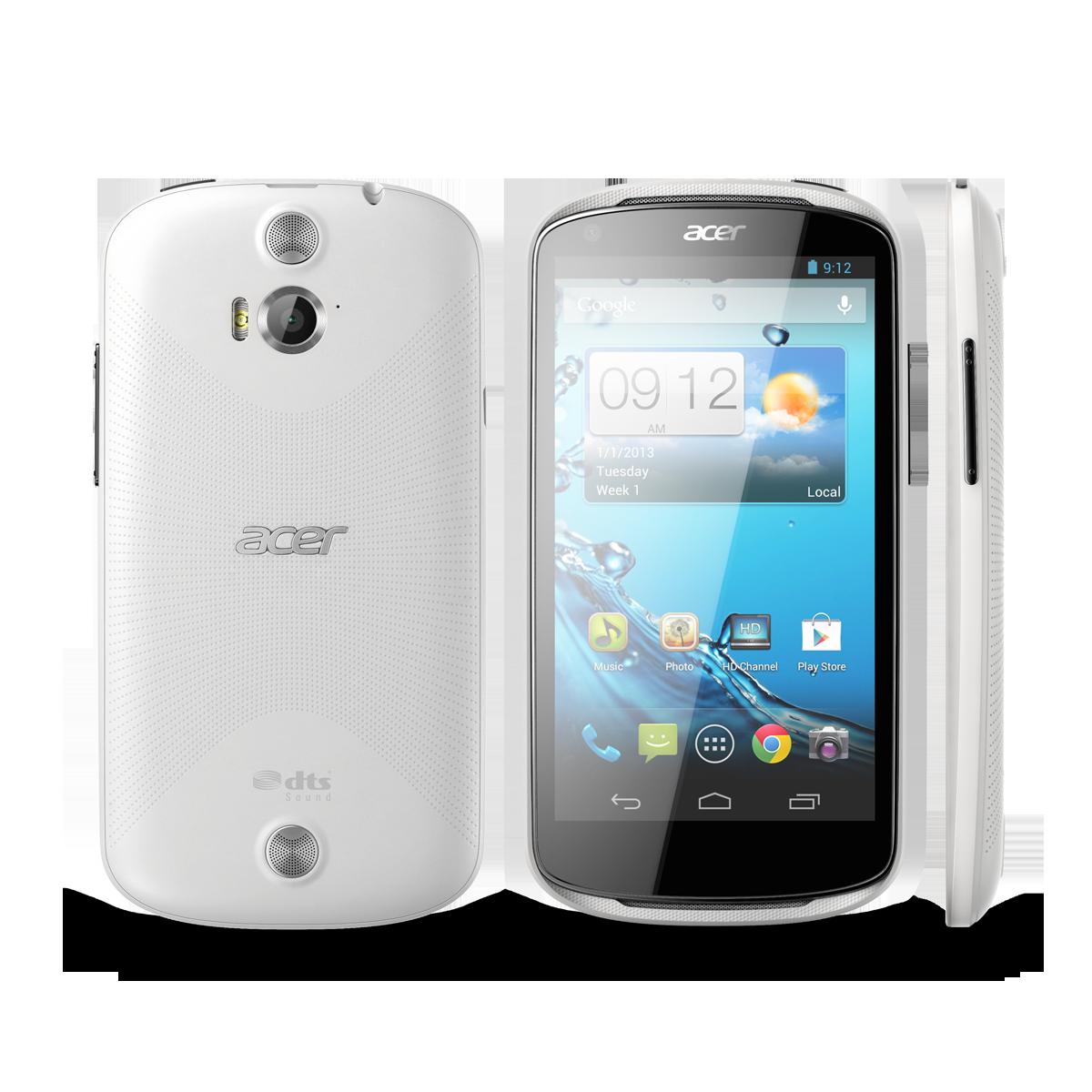 Acer Liquid E1 Duo