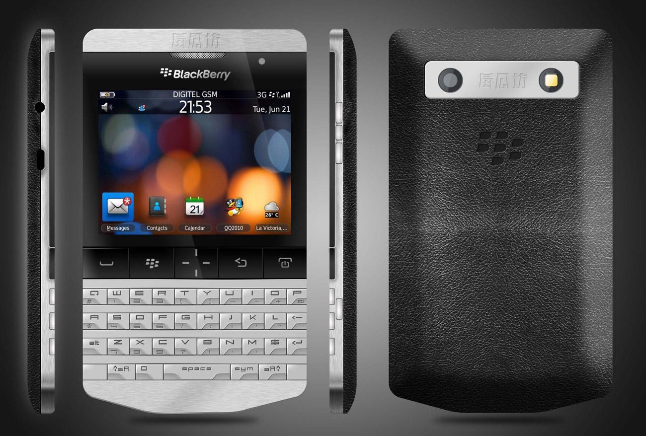 BlackBerry P 9981 Porsche Design