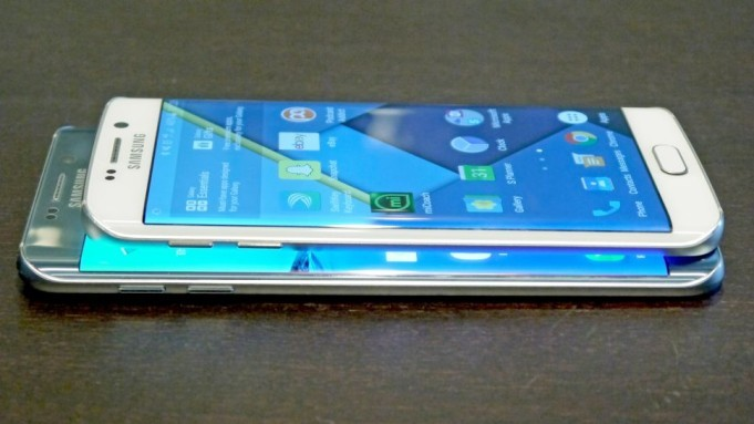 Samsung Galaxy S6 Edge vs Galaxy S7 Edge