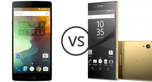 Sony Xperia Z5 Premium vs. OnePlus 2