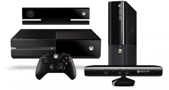 Xbox 360 vs Xbox One