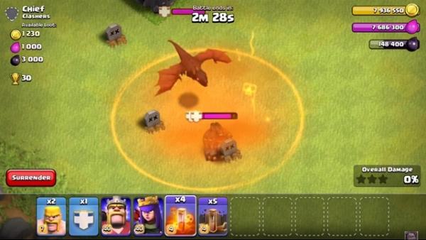 Clash of Clans vs Clash Royale