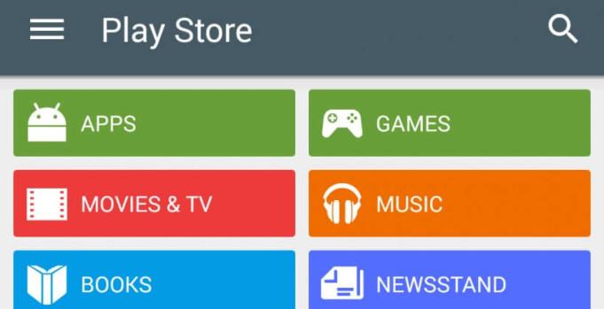 Google Play Store V.6.1.14
