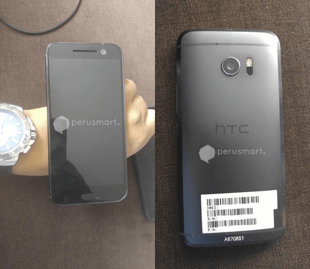 HTC One M10 4