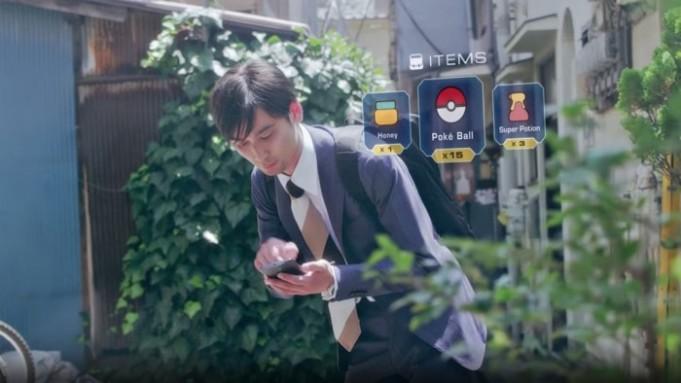 Pokémon Go Beta