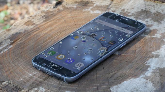 Samsung Galaxy S7 resistencia al agua