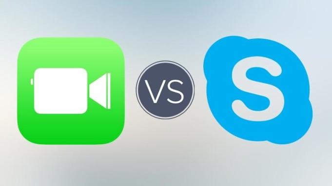 Skype vs FaceTime