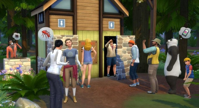The Sims 4 DLC