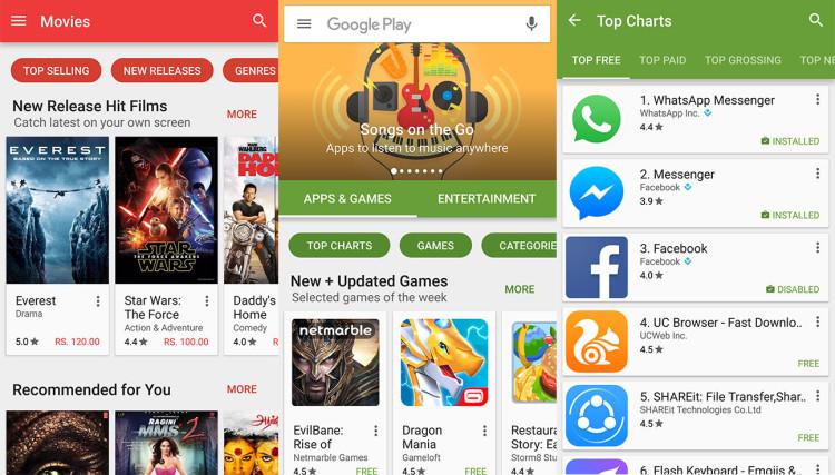 descargar Google Play Store 6.4.13
