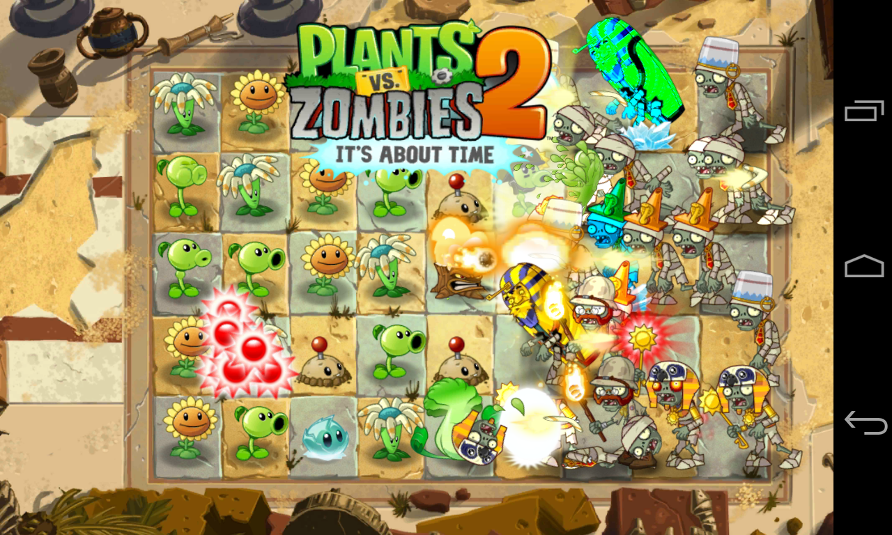 Plants vs Zombies 2 2