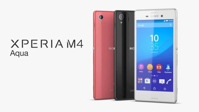 Sony Xperia M4 Aqua vs Xiaomi Redmi 2