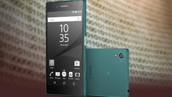 Sony Xperia Z5 Android 6.0 Marshmallow