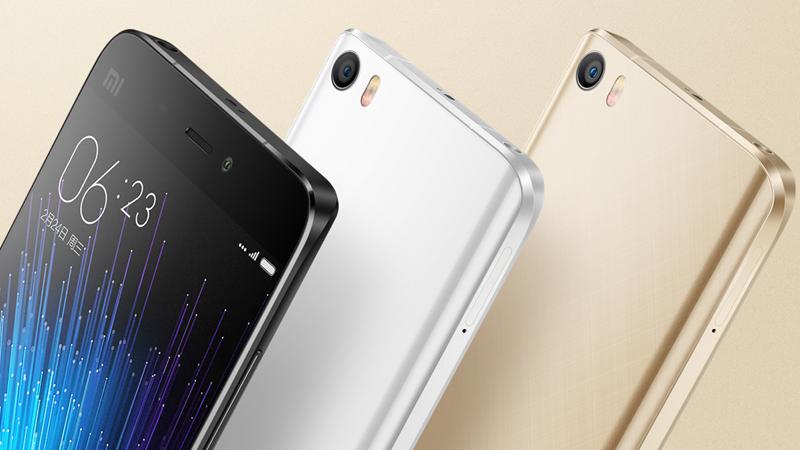Sony Xperia Z5 vs Xiaomi Mi5