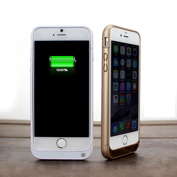 Carcasa con batería para el iPhone