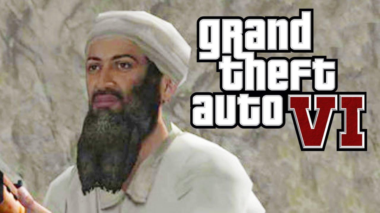 GTA 6 Osama Bin Laden 1