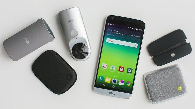 Huawei P9 Plus vs LG G5 5