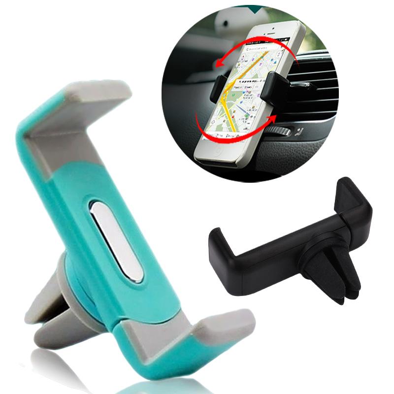 Soporte para poner el móvil en el salpicadero del coche