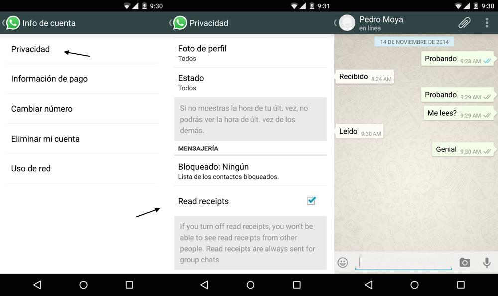 WhatsApp trucos secretos 4