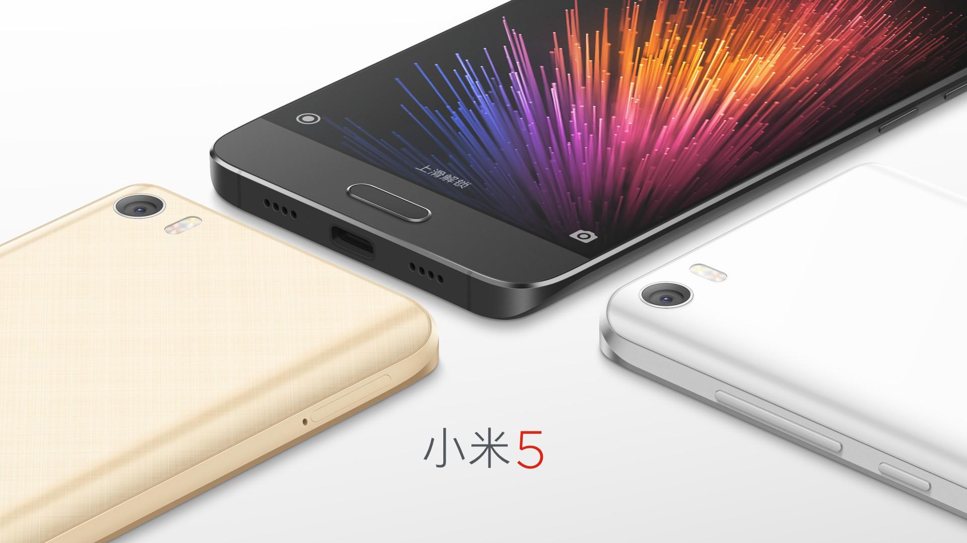 Xiaomi Mi5 vs Samsung Galaxy S6 1