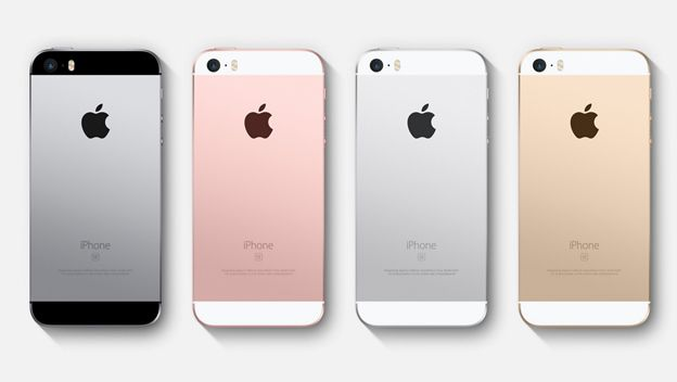 iPhone SE vs iPhone 6 2