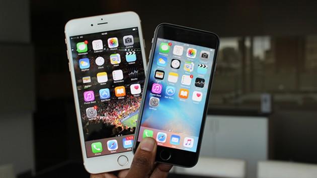 iPhone SE vs iPhone 6S 1
