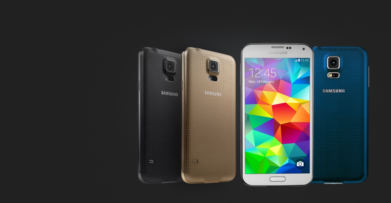 samsung galaxy s5 con android marshmallow