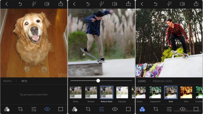 Aplicaciones fotos iOS 1
