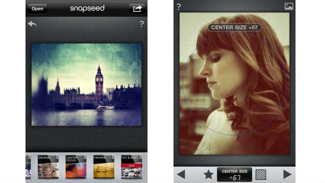 Aplicaciones fotos iOS 2