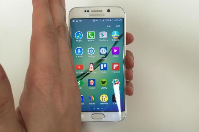 Capturas de pantalla Android 1