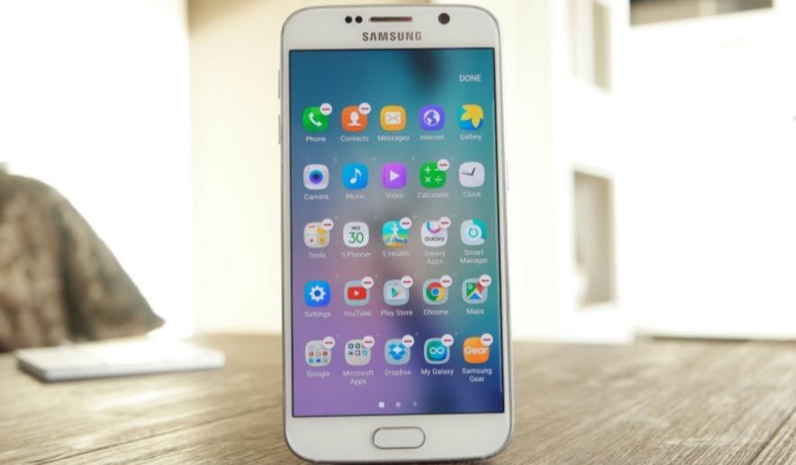 Galaxy S6 Marshmallow bloqueo 1
