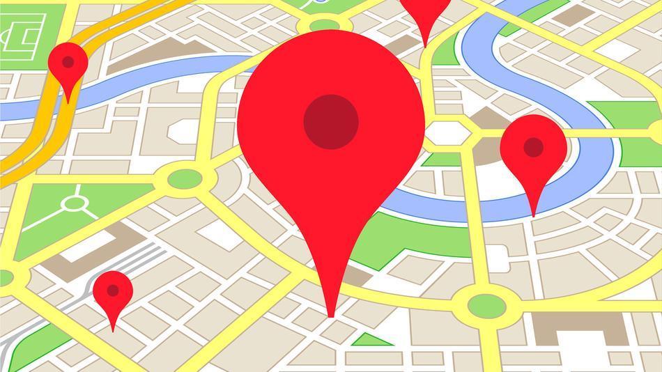 Google Maps coordenadas 1