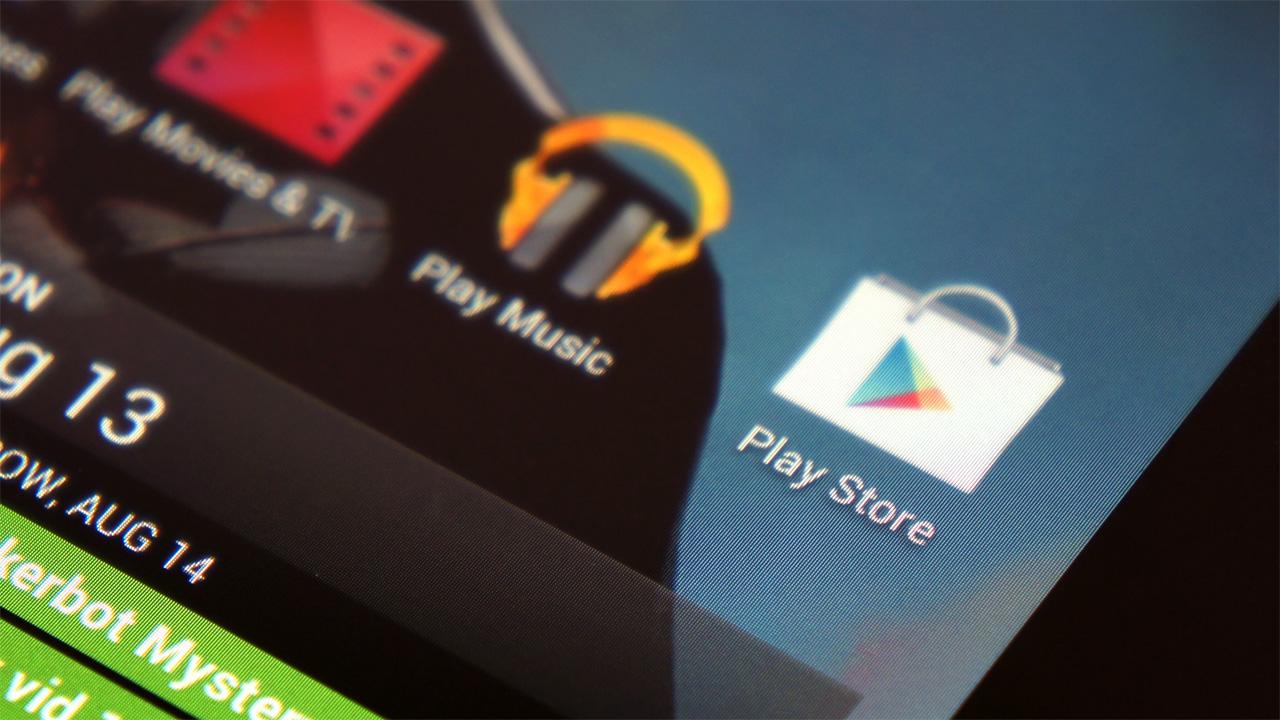 Google Play Store problemas 2