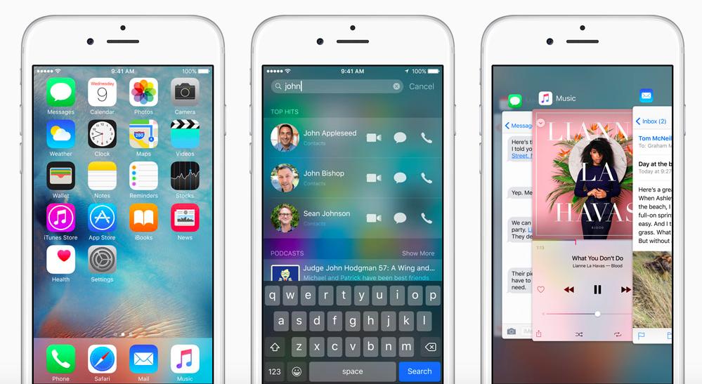 Jailbreak de iOS 9.3.2, iPhone 7 y MacBook Pro 2016 4