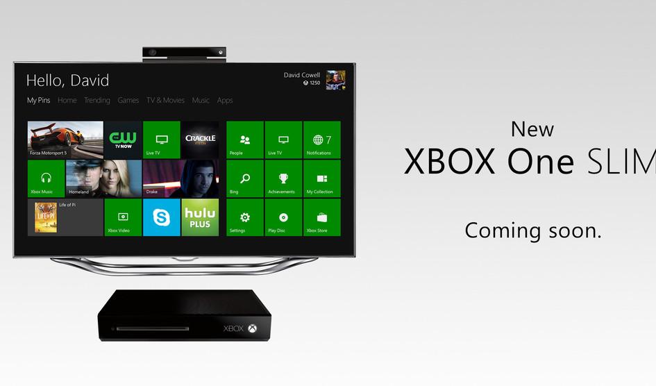 Xbox One Slim 1