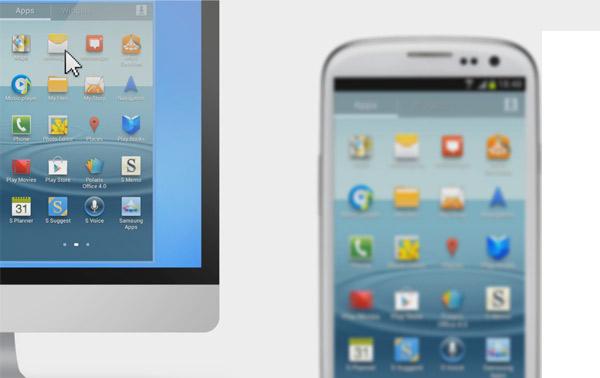 aplicaciones para Controlar Android desde un PC