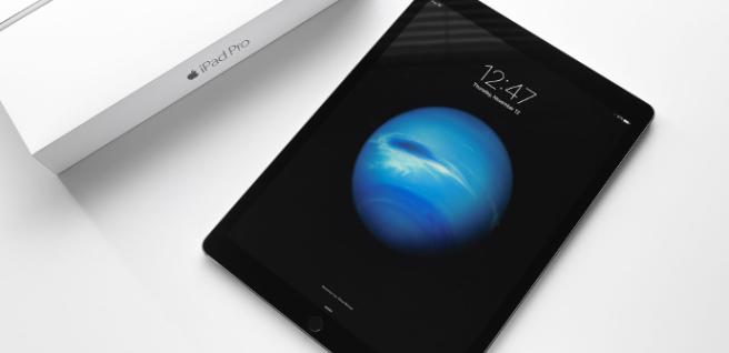iPad Pro 9.7 iOS 9.3.2 2
