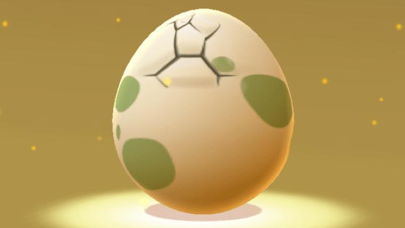 Abrir huevos Pokémon Go