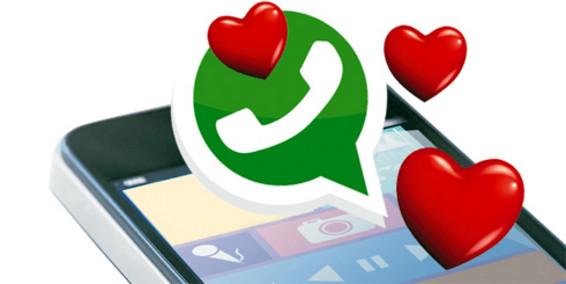 Cadenas de amor WhatsApp