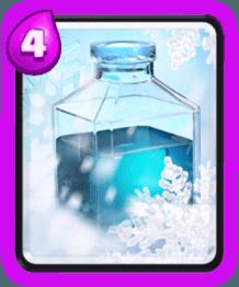 Clash Royale parar congelación