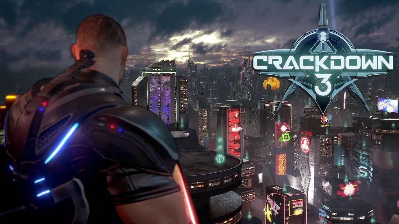 Crackdown 3 fecha de lanzamiento