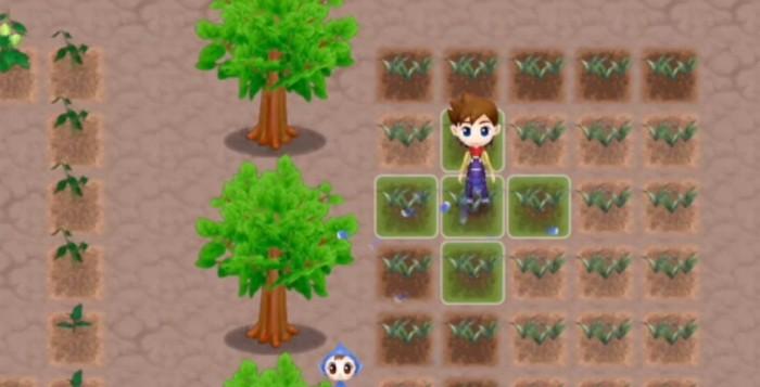 Descarga Harvest Moon Seeds of Memories