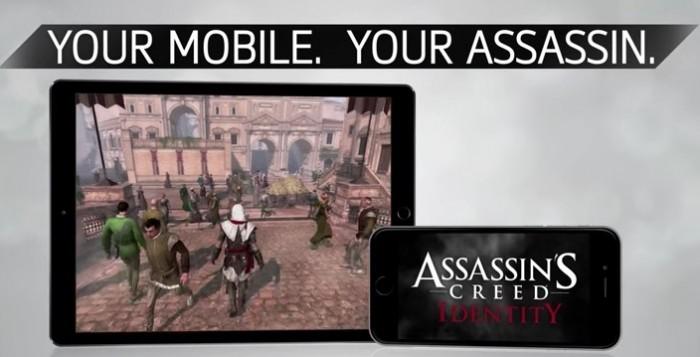 Descargar Assassin's Creed Identity Android