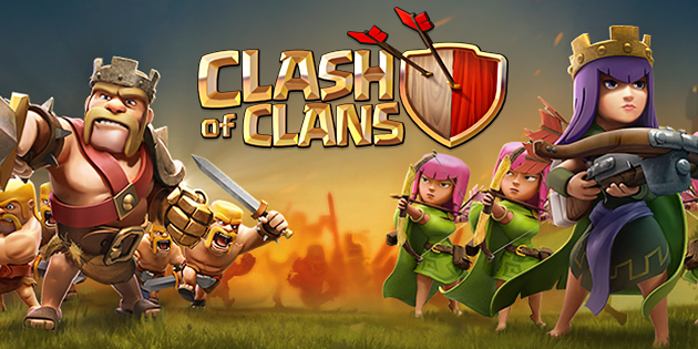 Instalar Clash of Clans