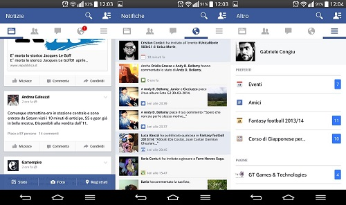 Instalar Facebook gratis iOS Android 2